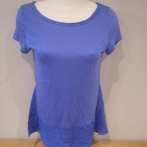Anthropologie Postmark tunic top Small